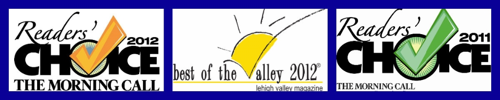 readers choice and best of the valley 2013