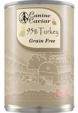 13.2 oz. Canine Caviar Turkey