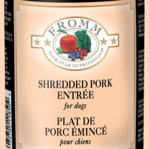 13oz. 4 Star Shredded Pork Entrée