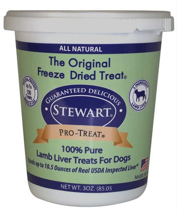 Pro-Treat Lamb Liver Treats