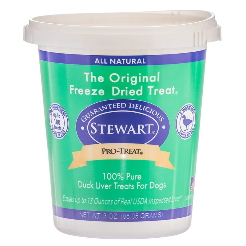 Pro-Treat Duck Liver Treats